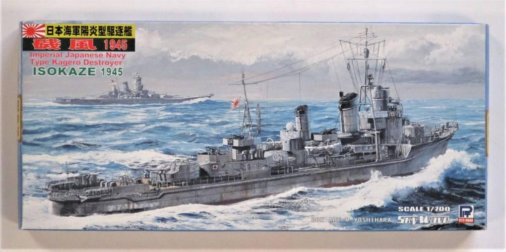 SKYWAVE 1/700 W87 ISOKAZE 1945