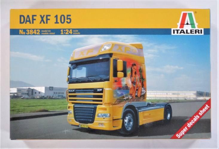 ITALERI 1/24 3842 DAF XF 105