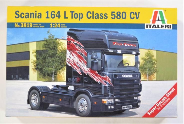 ITALERI 1/24 3819 SCANIA 164 L TOP CLASS 580 CV
