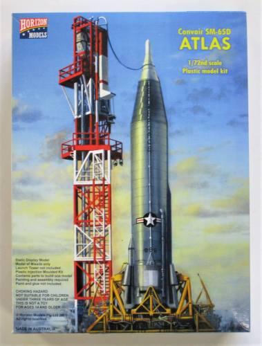 HORIZON 1/72 2001 CONVAIR SM-65D ATLAS