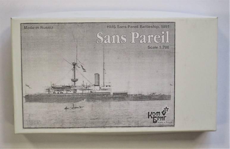 COMBRIG 1/700 70085 HMS SANS PAREIL 1891