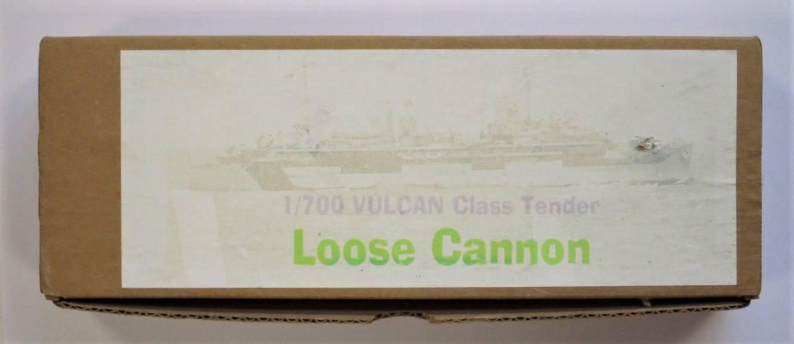 LOOSE CANNON 1/700 VULCAN CLASS TENDER