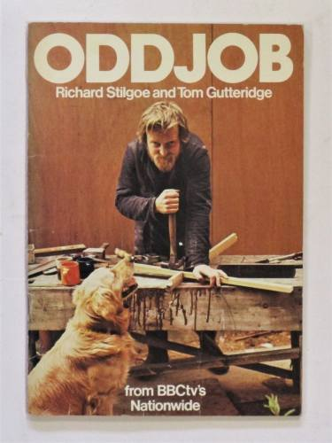 CHEAP BOOKS  ZB3655 ODDJOB FROM BBC TVS NATIONWIDE - RICHARD STILGOE AND TOM GUTTERIDGE