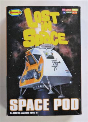MOEBIUS 1/24 LOST IN SPACE SPACE POD