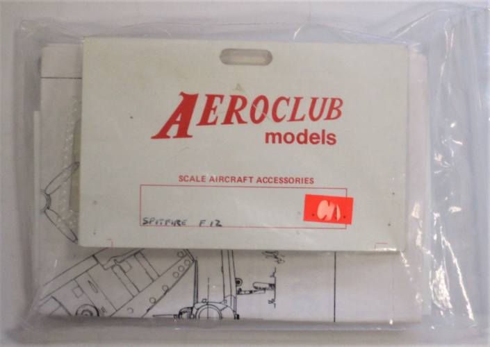 AEROCLUB  SPITFIRE F12 XII conversion set