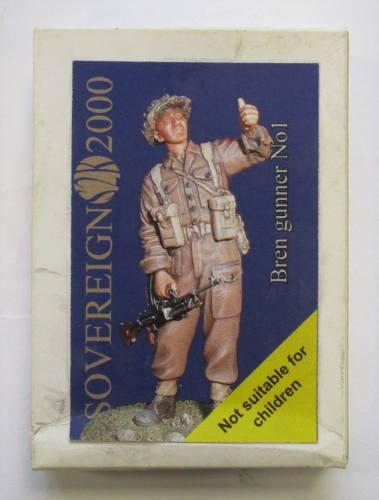 SOVEREIGN S2K 2000 1/35 006 BREN GUNNER  1