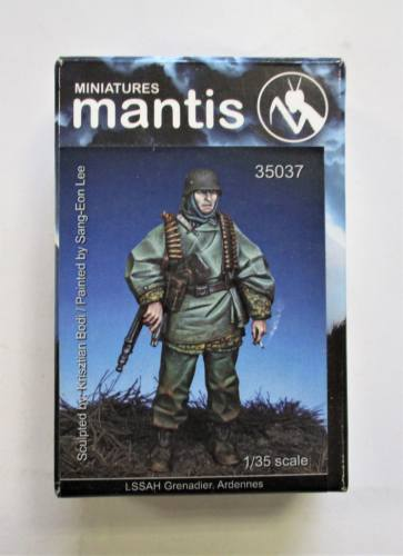 MANTIS MINIATURES 1/35 35037 LSSAH GRENADIER ARDENNES