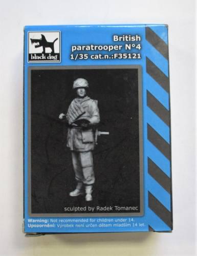 BLACK DOG 1/35 35121 BRITISH PARATROOPER  4