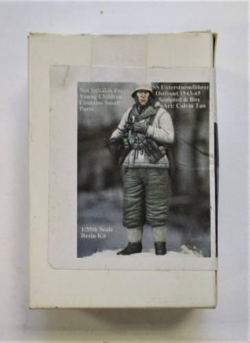 SK 1/35 SS UNTERSTURMFUHRER OSTFRONT 1943-45