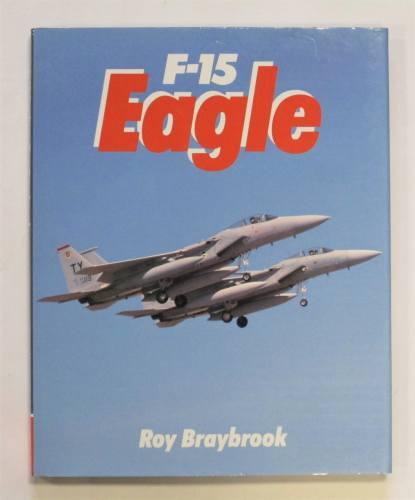 CHEAP BOOKS  ZB3676 F-15 EAGLE - ROY BRAYBROOK