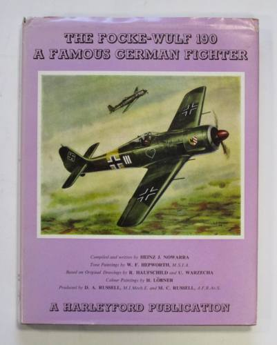 CHEAP BOOKS  ZB3688 THE FOCKE-WULF 190 A FAMOUS GERMAN FIGHTER