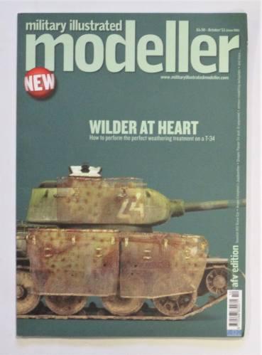 CHEAP BOOKS  ZB3721 MILITARY ILLUSTRATED MODELLER OCTOBER 11 ISSUE 006 WILDER AT HEART