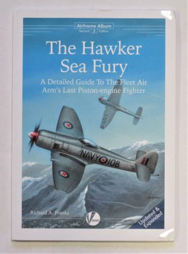CHEAP BOOKS  ZB3724 AIRFRAME ALBUM EDITION 2 THE HAWKER SEA FURY A DETAILED GUIDE TO THE FLEET AIR ARMS LAST PISTON ENGINE FIGHTER