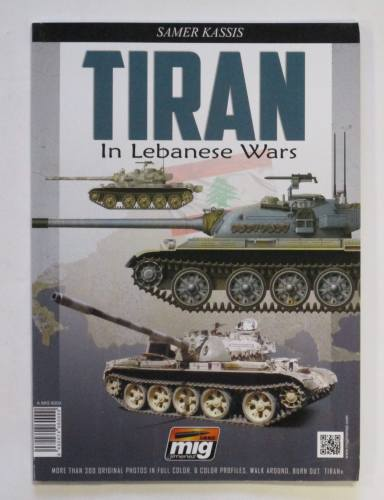 CHEAP BOOKS  ZB3725 TIRAN IN LEBANESE WARS SAMER KASSIS AMMO OF MIG JIMENEZ