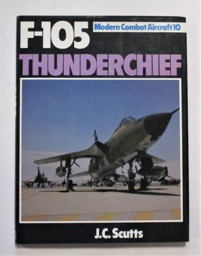 CHEAP BOOKS  ZB3694 F-105 THUDERCHIEF