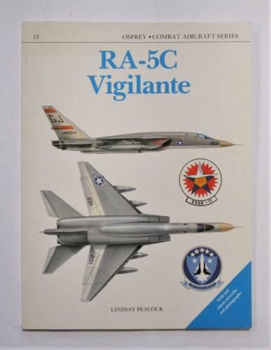 OSPREY COMBAT AIRCRAFT  012. RA-5C VIGILANTE