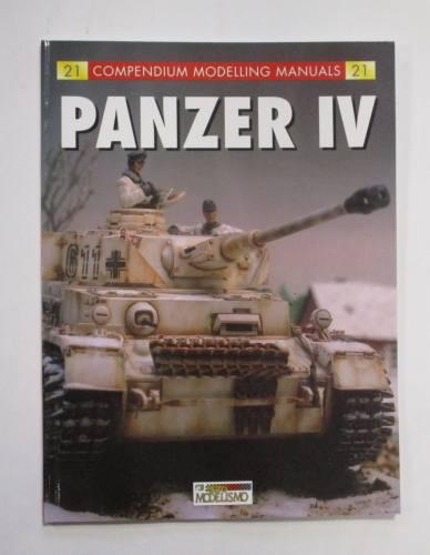 CHEAP BOOKS  ZB3697 21 COMPENDIUM MODELLING MANUALS PANZER IV