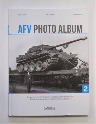 CHEAP BOOKS  ZB3708 AFV PHOTO ALBUM 2 - MAREK SOLAR