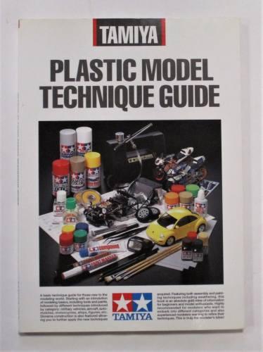 CHEAP BOOKS  ZB3713 TAMIYA PLASTIC MODEL TECHNIQUE GUIDE
