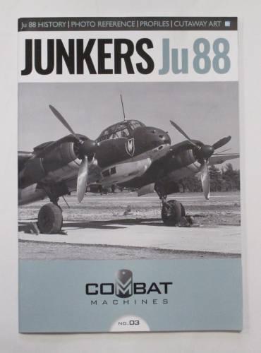 CHEAP BOOKS  ZB3749 COMBAT MACHINES NO. 03 JUNKERS JU88