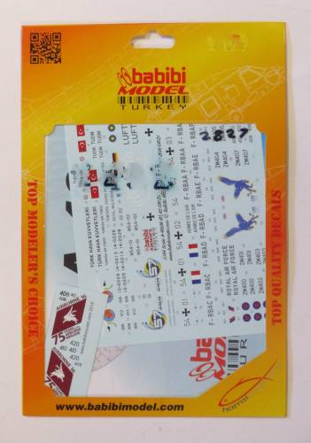 DISCOUNT DECALS 1/144 2827. BABIBI MODEL 01021 AIRBUS A400M ATLAS GRIZLY