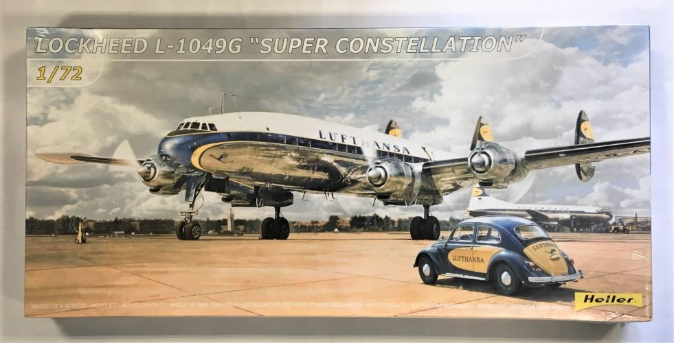HELLER 1/72 80391 LOCKHEED L-1049G SUPER CONSTELLATION  UK SALE ONLY
