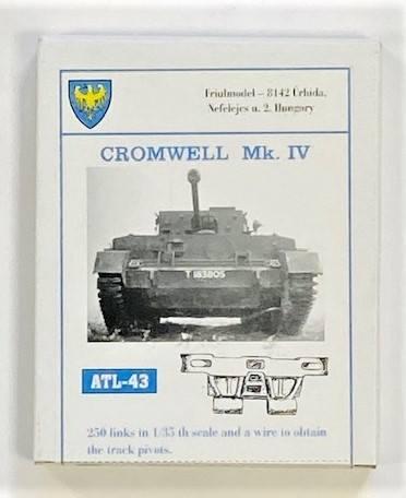 FRIULMODEL 1/35 ATL-43 CROMWELL MK. IV TRACKS
