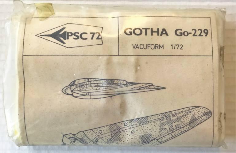 UNKNOWN MAKE 1/72 GOTHA GO-229