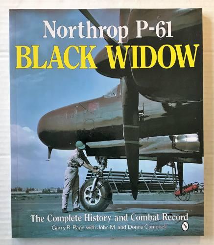 CHEAP BOOKS  ZB3562 NORTHROP P-61 BLACK WIDOW