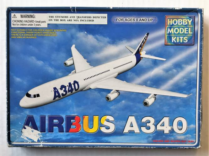HOBBY MODEL  AIRBUS A340