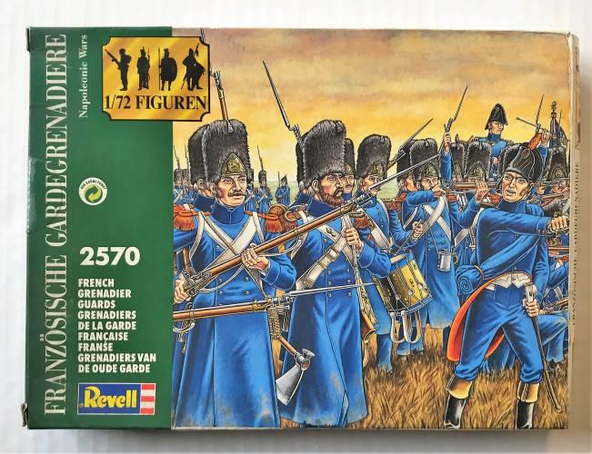 REVELL 1/72 2570 FRENCH GRENADIER GUARDS