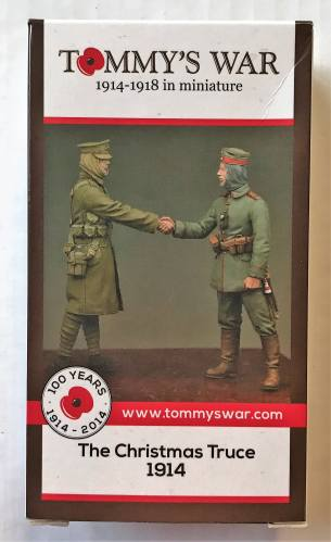 TOMMYS WAR  54S01 THE CHRISTMAS TRUCE