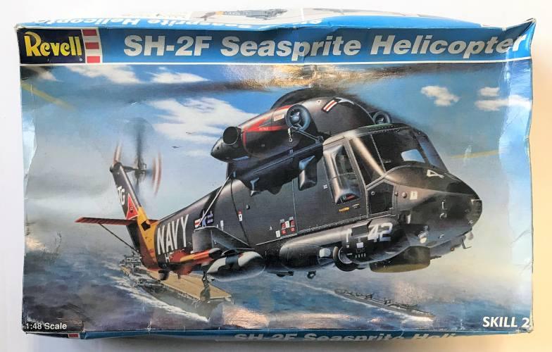 REVELL 1/48 4823 SH-2F SEASPRITE HELICOPTER