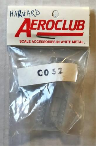 AEROCLUB 1/72 C022 GNAT T.1 TRAINER CANOPY