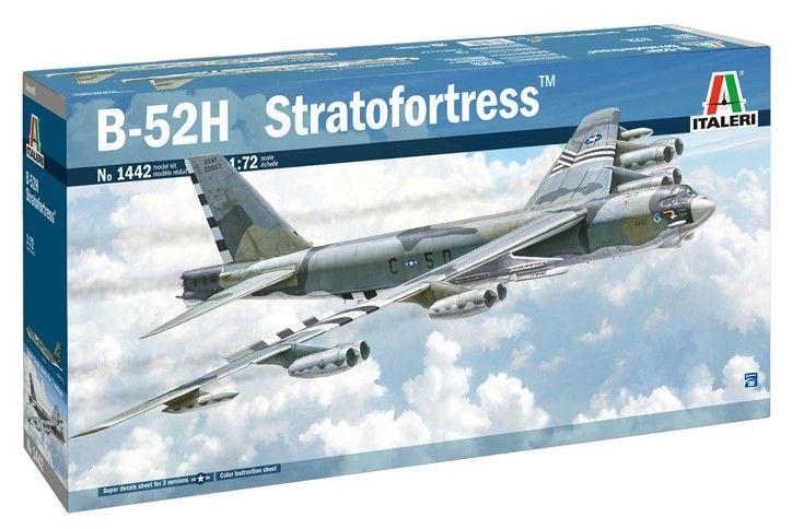 ITALERI 1/72 1442 B-52H STRATOFORTRESS  UK SALE ONLY