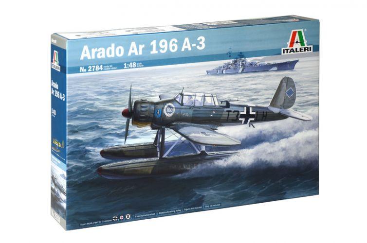ITALERI 1/48 2784 ARADO AR 196 A-3