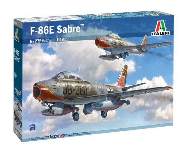 ITALERI 1/48 2799 F-86E SABBRE