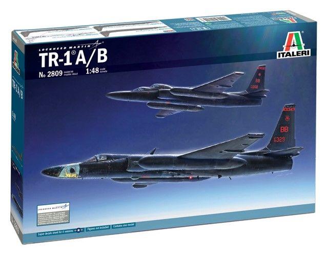 ITALERI 1/48 2809 LOCKHEED TR-1 A/B