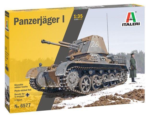 ITALERI 1/35 6577 PANZERJAGER I