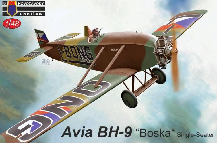 KP 1/48 4819 AVIA BH-9 BOSKA SINGLE-SEATER