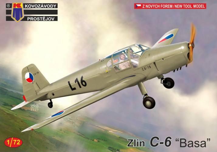 KP 1/72 0230 ZLIN C-6 BASA