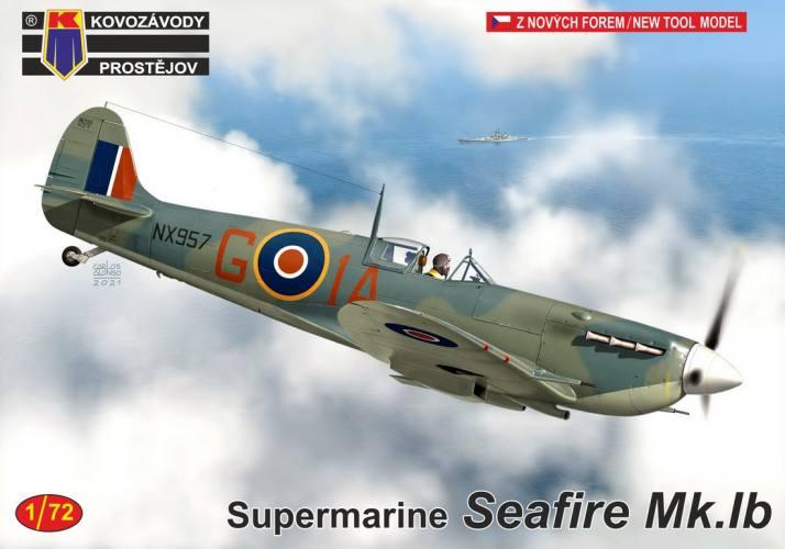 KP 1/72 0238 SUPERMARINE SEAFIRE MK.IB
