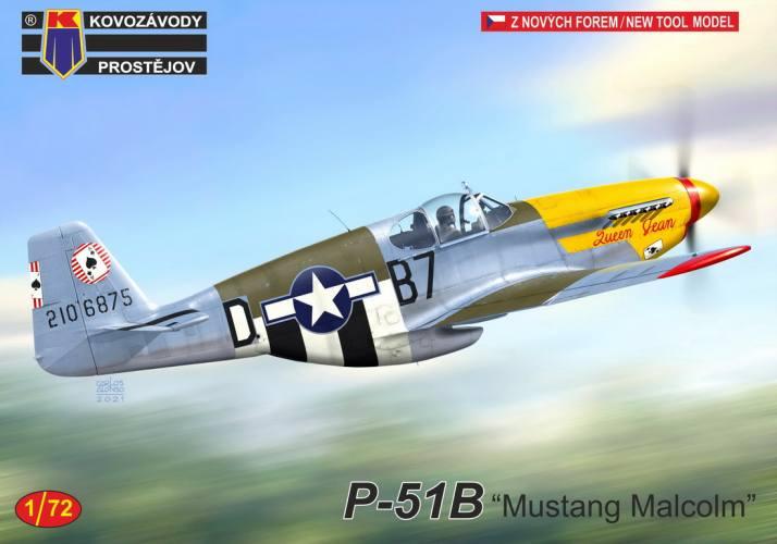 KP 1/72 0247 P-51B MUSTANG MALCOLM