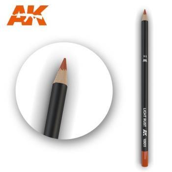 AK INTERACTIVE  10011 LIGHT RUST PENCIL