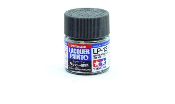 TAMIYA  82113 LP-13 IJN GREY  SASEBO ARSENAL  LACQUER PAINT  UK SALE ONLY