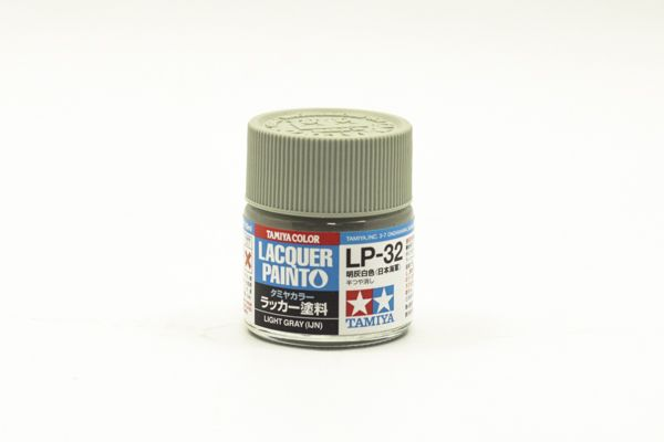 TAMIYA  82132 LP-32 LIGHT GREY  IJN  LACQUER PAINT  UK SALE ONLY