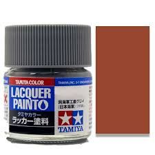 TAMIYA  82174 LP-74 FLAT EARTH LACQUER PAINT  UK SALE ONLY