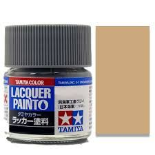 TAMIYA  82175 LP-75 BUFF LACQUER PAINT  UK SALE ONLY