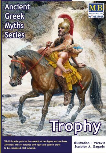 MASTERBOX 1/24 24069 ANCIENT GREEK MYTHS SERIES TROPHY