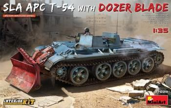 MINIART 1/35 37028 SLA APC T-54 WITH DOZER BLADE